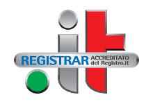 Registrar IT accreditato per servizi intern et